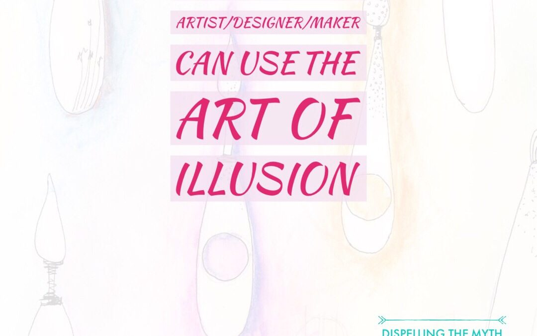 How Every Artist/Designer/Maker Can Use The Art Of Illusion
