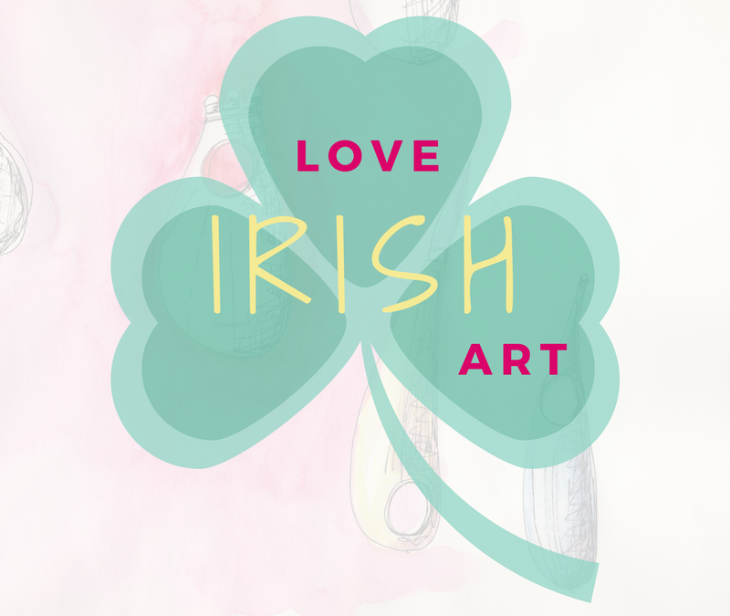 Love Irish Art – But Are We Northern Irish or Irish?